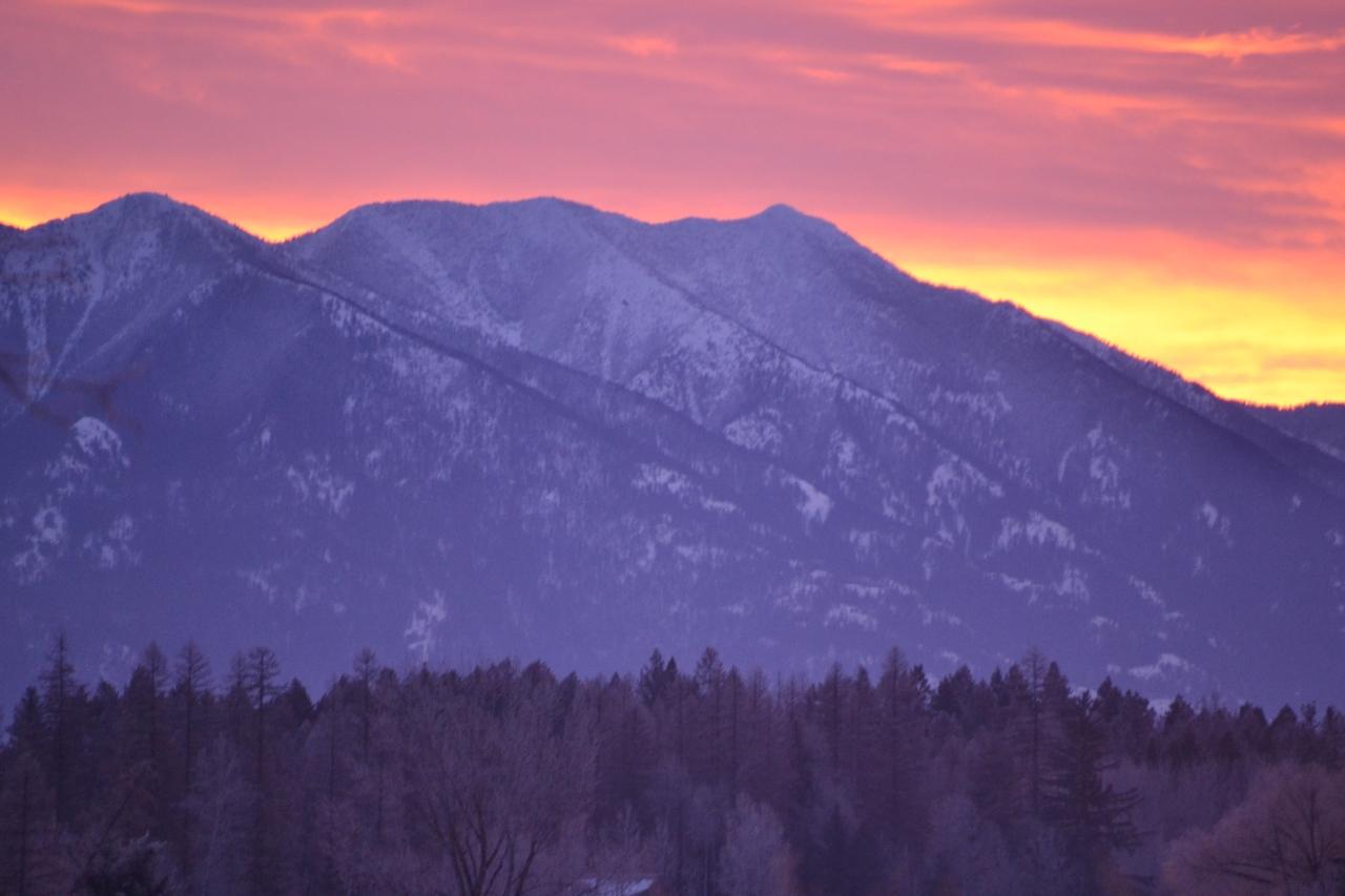 Polebridge, MT: Frost-n-Squash