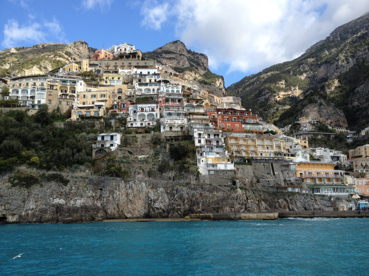 Italy: The Amalfi Coast