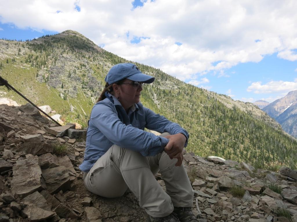 Monica @ Numa Peak Lookout