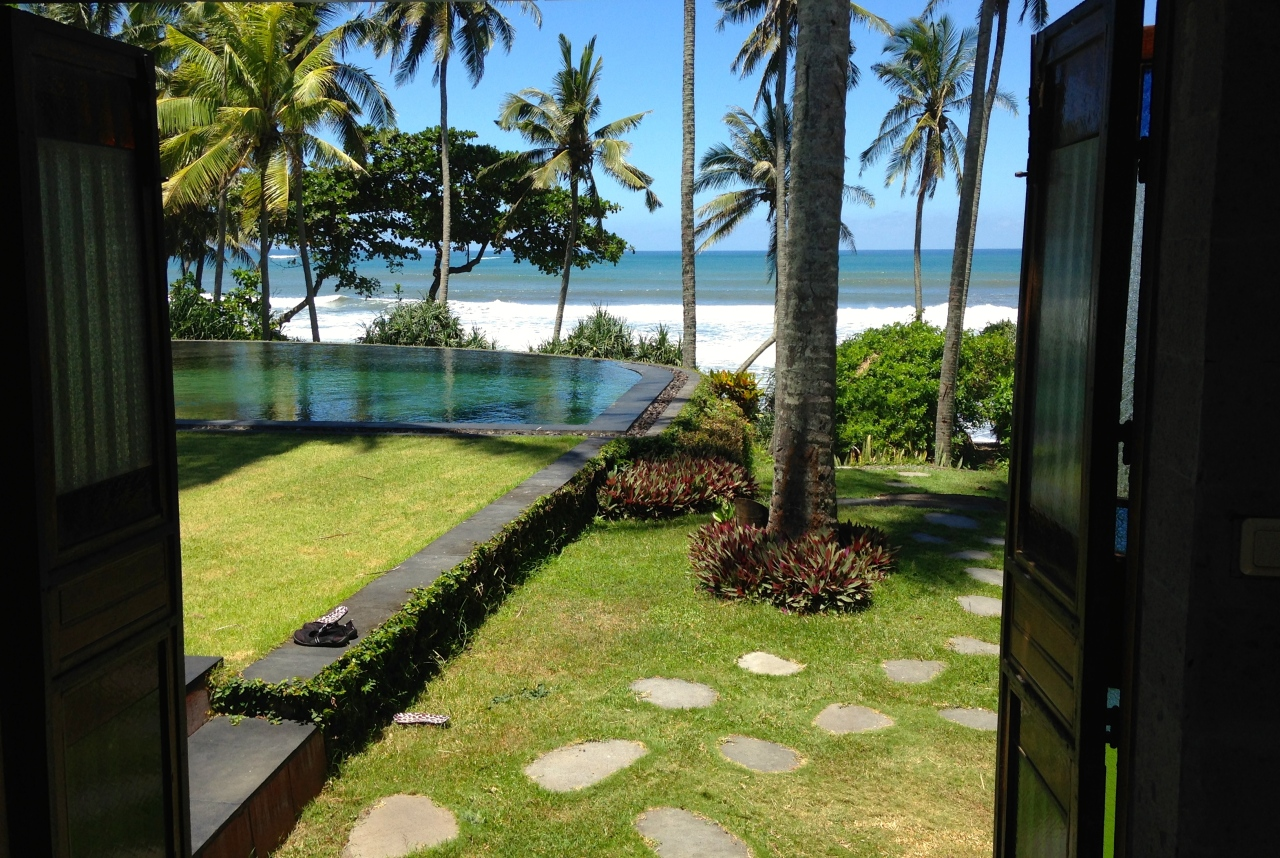 The Bali Diary:Java