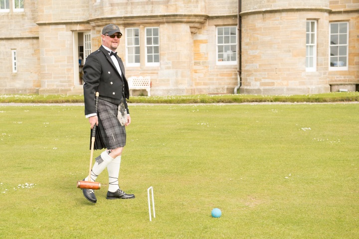 Chris croquet