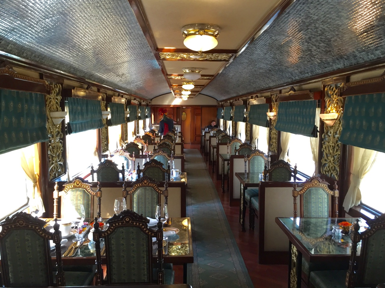 India #3: The Maharajas' Express