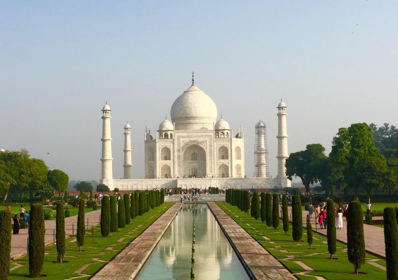 India #1: You're GoingWhere?